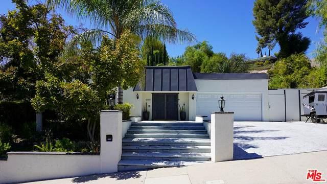 5919 Maury Avenue, Woodland Hills, CA 91367 (#21778956) :: Zen Ziejewski and Team