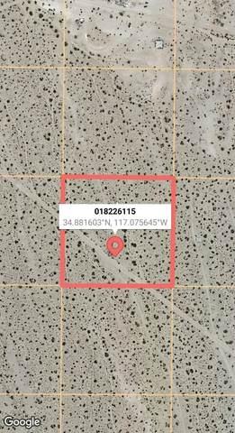 0 Near Santa Catalina Avenue, Barstow, CA 92311 (#539367) :: The Alvarado Brothers