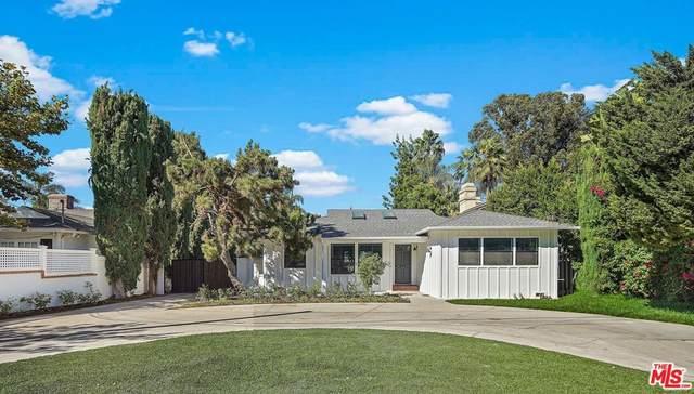 15247 Sutton Street, Sherman Oaks, CA 91403 (#21785192) :: Steele Canyon Realty