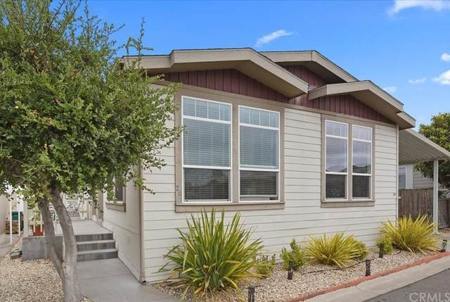 3057 S Higuera Street #26, San Luis Obispo, CA 93401 (#SC21205853) :: Swack Real Estate Group | Keller Williams Realty Central Coast