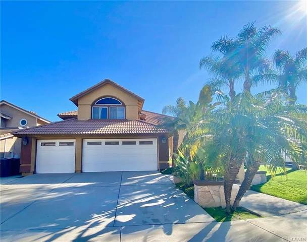 14661 Summerbreeze Circle, Chino Hills, CA 91709 (#PW21206212) :: Power Real Estate Group