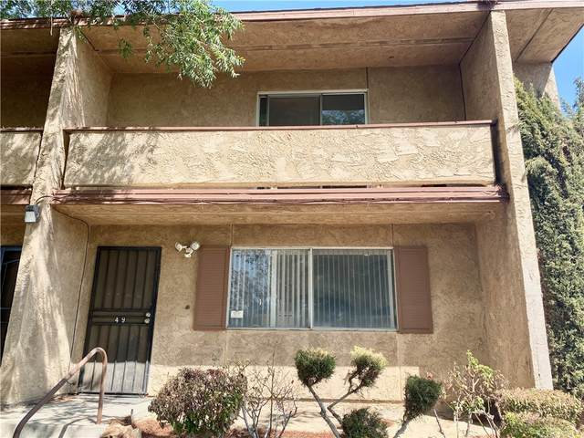 14299 La Paz Drive 49A, Victorville, CA 92395 (#CV21206218) :: Realty ONE Group Empire