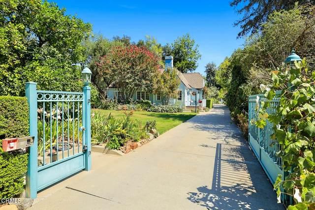 4318 Commonwealth Avenue, La Canada Flintridge, CA 91011 (#P1-6722) :: Swack Real Estate Group | Keller Williams Realty Central Coast