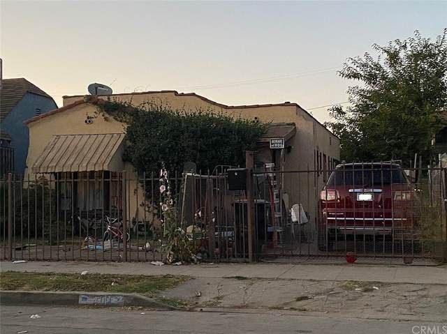 147 E 87th Place, Los Angeles (City), CA 90003 (#DW21206232) :: A|G Amaya Group Real Estate