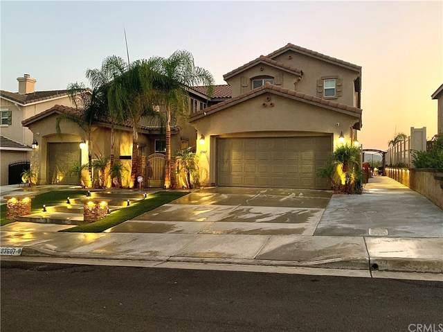 23607 Underwood Circle, Murrieta, CA 92562 (#SW21203356) :: Realty ONE Group Empire
