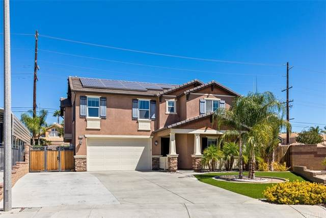 41756 Cornwell Place, Murrieta, CA 92562 (#IG21197645) :: Power Real Estate Group
