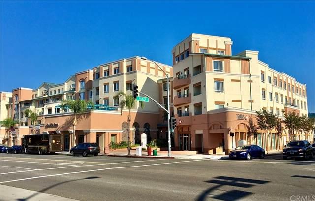 580 W Main Street #129, Alhambra, CA 91801 (#CV21206289) :: Corcoran Global Living