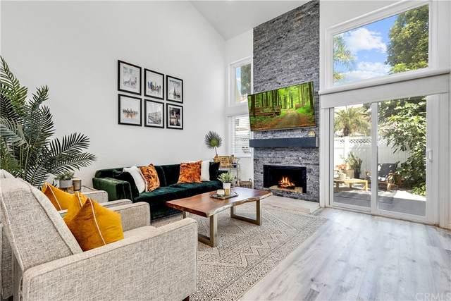 7 Pointe Vincente #98, Laguna Niguel, CA 92677 (#OC21206192) :: American Real Estate List & Sell