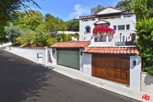 3734 Reklaw Drive, Studio City, CA 91604 (#21782724) :: Legacy 15 Real Estate Brokers