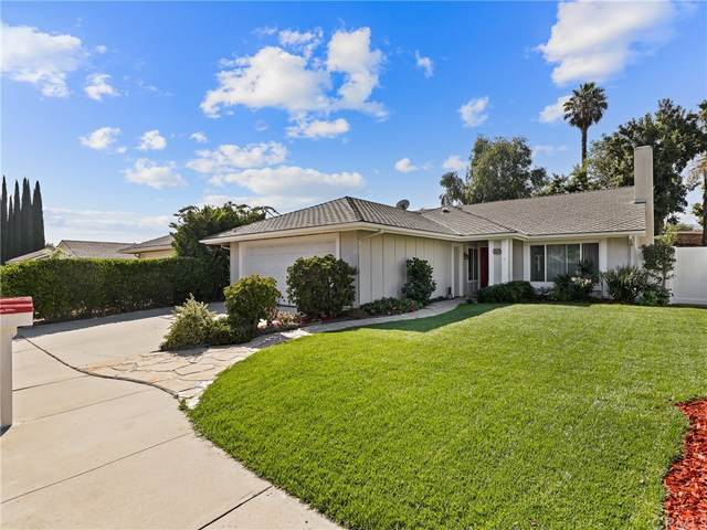 1578 Glenbrock Lane, Newbury Park, CA 91320 (#BB21205949) :: Blake Cory Home Selling Team