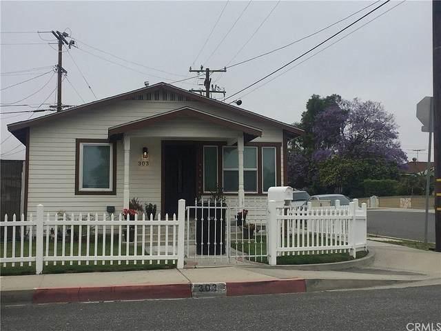 303 S Walker Avenue, San Pedro, CA 90732 (#OC21206293) :: RE/MAX Empire Properties
