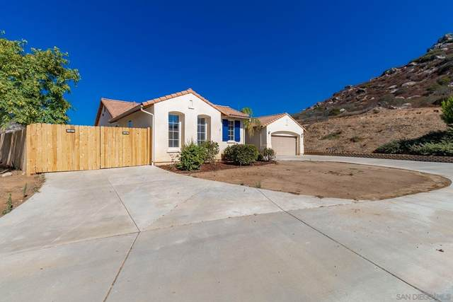 17229 Prairie Mile Rd, Ramona, CA 92065 (#210026593) :: Power Real Estate Group