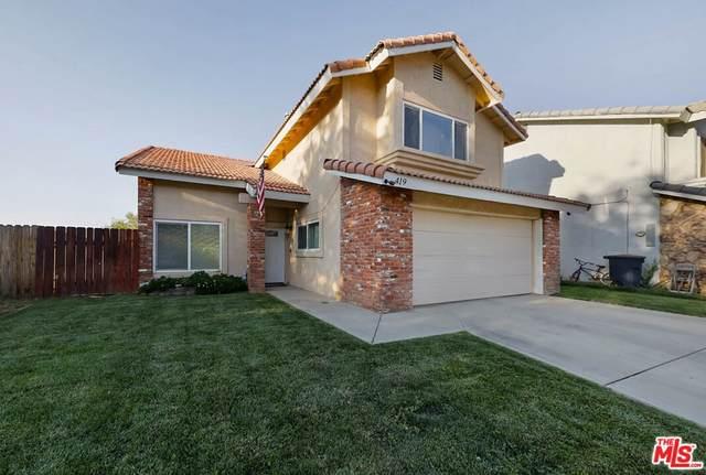 419 Sherwood Place, Tehachapi, CA 93561 (#21785384) :: RE/MAX Masters