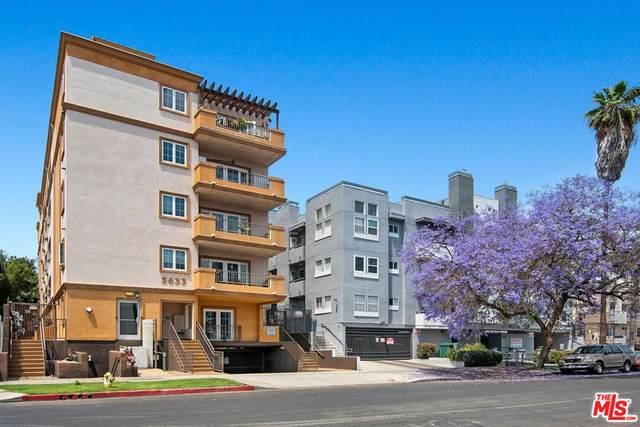 5633 Carlton Way #403, Los Angeles (City), CA 90028 (#21785138) :: Blake Cory Home Selling Team