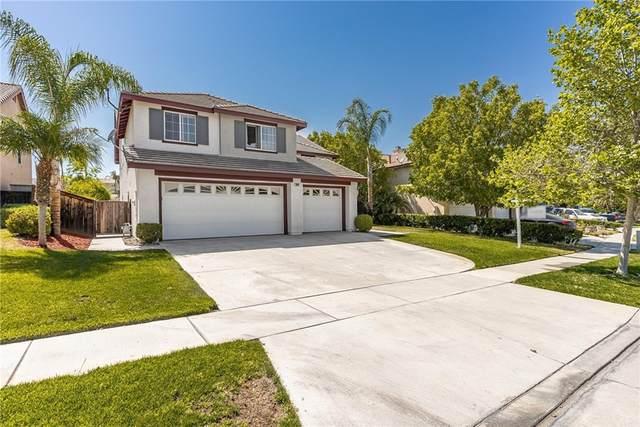 3648 Allegheny Street, Corona, CA 92881 (#IG21206312) :: RE/MAX Masters