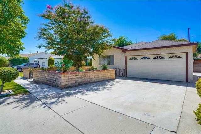 7026 Mcmanus Street, Lakewood, CA 90713 (#WS21203445) :: RE/MAX Masters