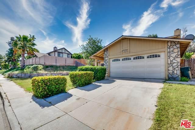 14681 Long View Drive, Fontana, CA 92337 (#21785388) :: eXp Realty of California Inc.