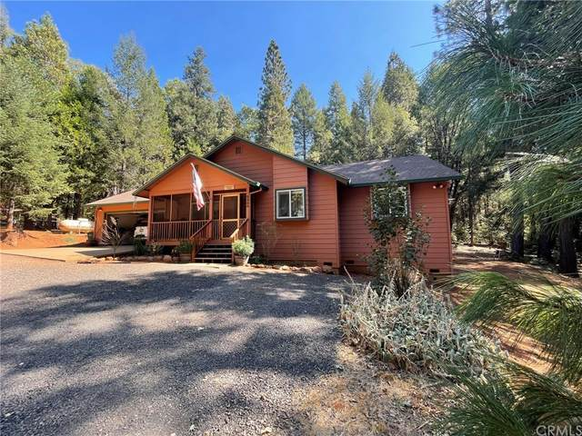 5300 Headwaters Road, Forest Ranch, CA 95942 (#SN21206304) :: Bob Kelly Team