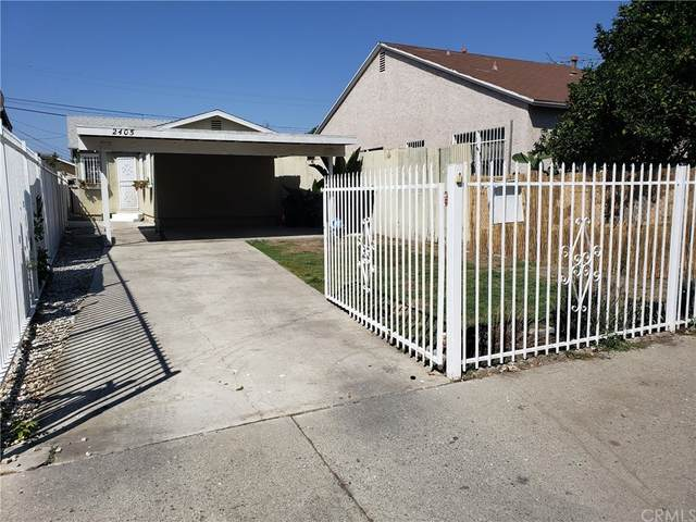 2405 E 115th Street, Los Angeles (City), CA 90059 (#RS21205986) :: Swack Real Estate Group | Keller Williams Realty Central Coast