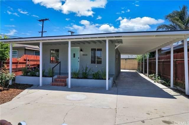 4830 Pine Street, Pico Rivera, CA 90660 (#DW21206331) :: Corcoran Global Living