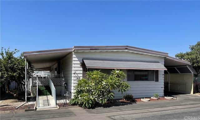 1630 Barranca #146, Glendora, CA 91740 (#CV21206337) :: Robyn Icenhower & Associates
