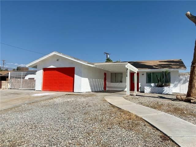 65786 4th Street, Desert Hot Springs, CA 92240 (MLS #JT21206349) :: Brad Schmett Real Estate Group