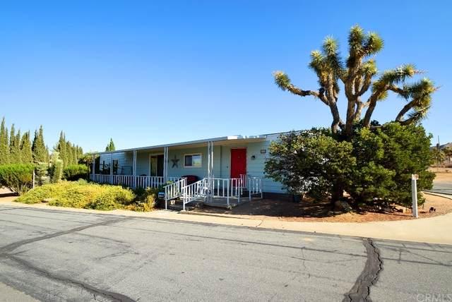 7501 Palm Avenue #94, Yucca Valley, CA 92284 (#JT21206350) :: Zen Ziejewski and Team