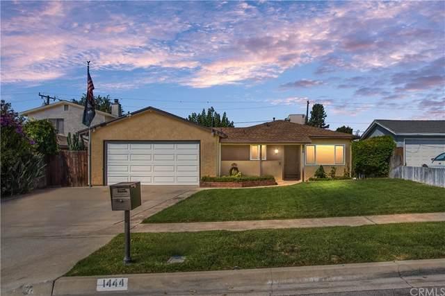 1444 Lynwood Way, Highland, CA 92346 (#EV21206322) :: Swack Real Estate Group | Keller Williams Realty Central Coast