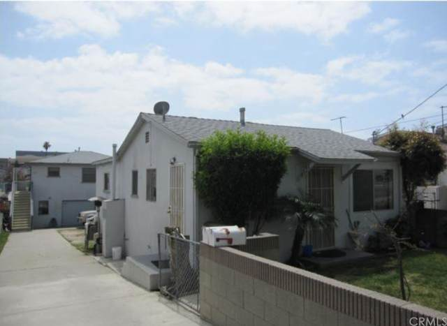 4524 W 171st Street, Lawndale, CA 90260 (#SB21206367) :: Corcoran Global Living
