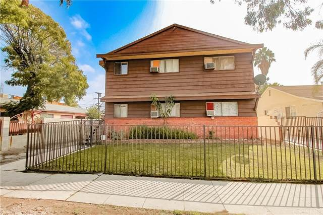 6628 Beck Avenue, North Hollywood, CA 91606 (#SR21197808) :: Steele Canyon Realty