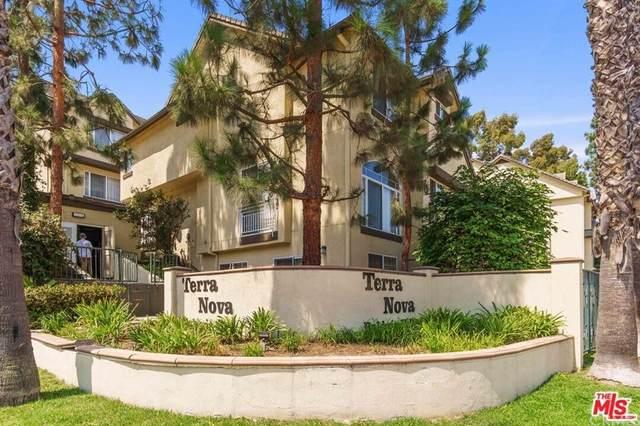 4600 Don Lorenzo Drive #38, Baldwin Hills, CA 90008 (#IN21206405) :: The Kohler Group