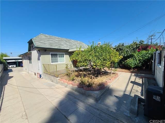 1233 N Kenmore Avenue, Los Angeles (City), CA 90029 (#SR21206444) :: Team Tami