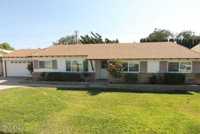 4708 Beaumont Drive, Simi Valley, CA 93063 (#221005139) :: Realty ONE Group Empire