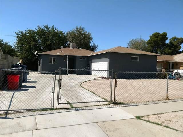 44229 3rd Street E, Lancaster, CA 93535 (#SR21206479) :: Brandon Hobbs Group