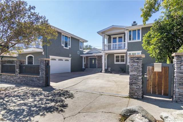 10815 Amestoy Avenue, Granada Hills, CA 91344 (#SR21206172) :: Jett Real Estate Group