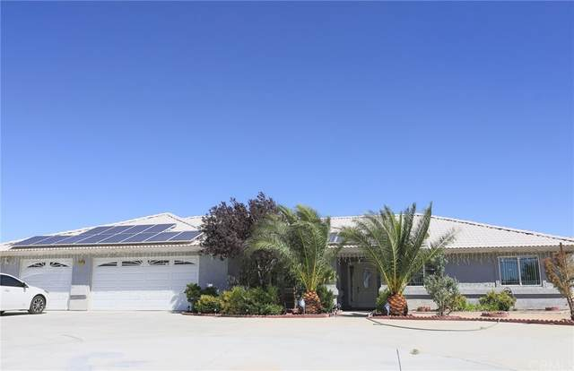 15405 Amargosa Road, Victorville, CA 92394 (#IG21206503) :: Realty ONE Group Empire