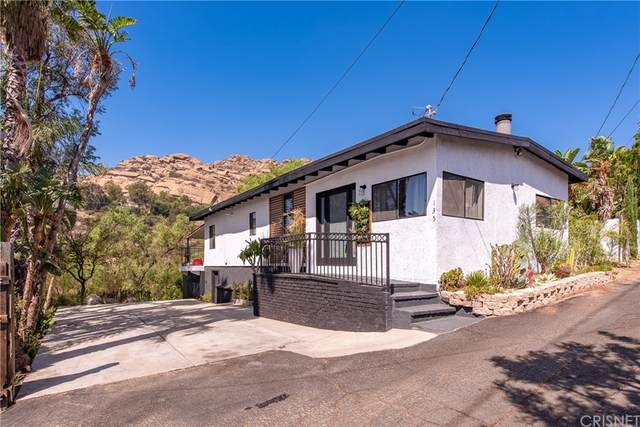 135 Summit Drive, West Hills, CA 91304 (#SR21206418) :: Steele Canyon Realty