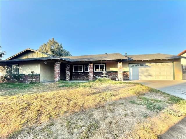 2249 Mountain View Drive, Corona, CA 92882 (#CV21206525) :: The Miller Group