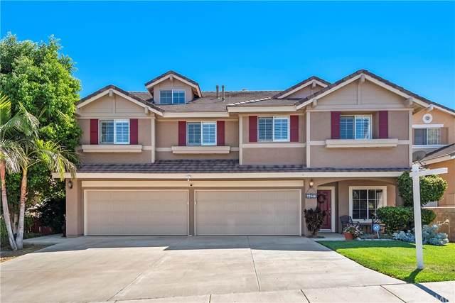 22944 Briarwood Drive, Corona, CA 92883 (#OC21204423) :: The Miller Group
