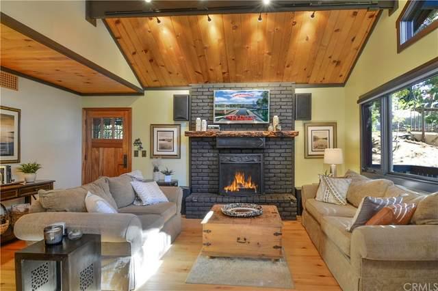 27457 Pinewood Drive, Lake Arrowhead, CA 92352 (#EV21206532) :: The Miller Group
