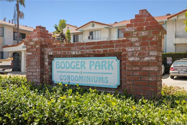 14405 Cerise Avenue #1, Hawthorne, CA 90250 (#SB21206521) :: Frank Kenny Real Estate Team