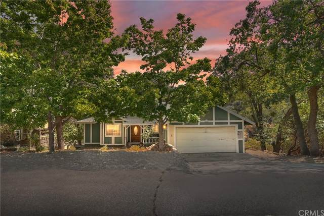 1541 Krause Lane, Lake Arrowhead, CA 92352 (#EV21206542) :: The Miller Group