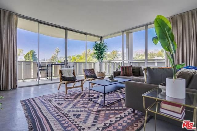 4455 Los Feliz Boulevard #408, Los Angeles (City), CA 90027 (#21785462) :: Corcoran Global Living