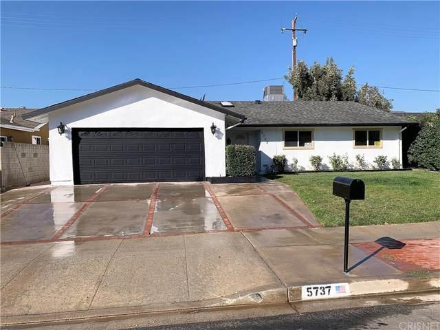 5737 Eunice Avenue, Simi Valley, CA 93063 (#SR21206554) :: Team Tami
