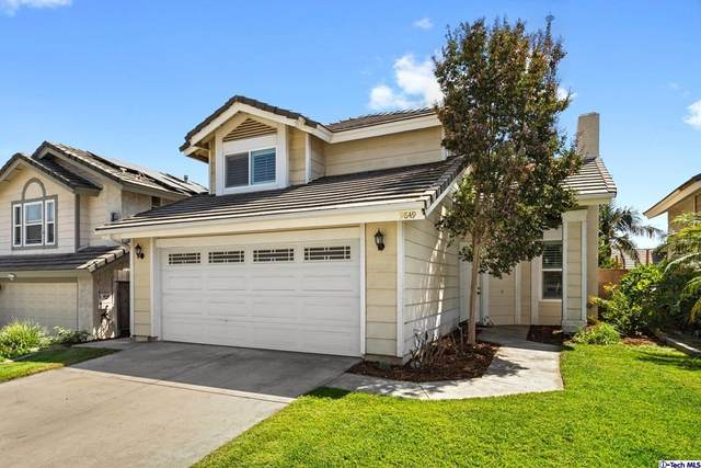 9849 Chesapeake Drive, Rancho Cucamonga, CA 91701 (#320007720) :: Bob Kelly Team