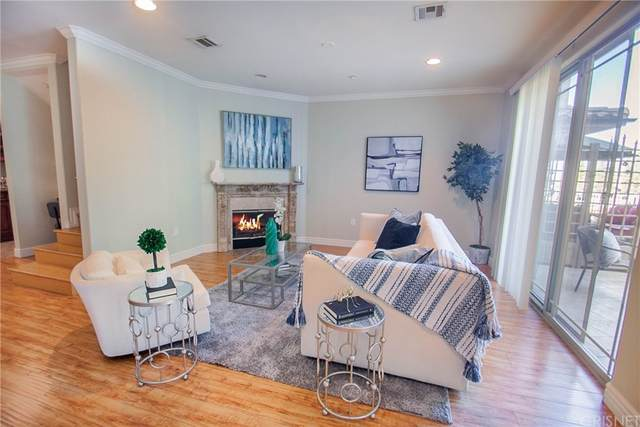 11145 Sunshine Terrace #104, Studio City, CA 91604 (#SR21206591) :: Legacy 15 Real Estate Brokers