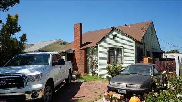 929 Alpha Street, Inglewood, CA 90302 (#SR21206605) :: Jett Real Estate Group