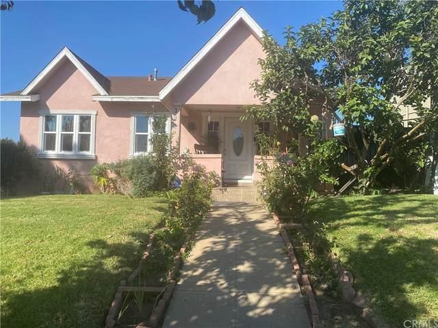 313 E Hillsdale Street, Inglewood, CA 90302 (#DW21206585) :: Jett Real Estate Group