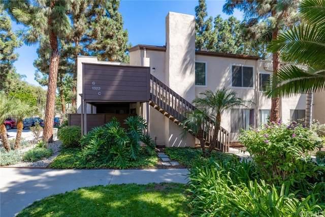 1322 Cabrillo Park Drive G, Santa Ana, CA 92701 (#LG21206449) :: Wendy Rich-Soto and Associates