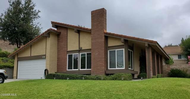 3226 Wind River Circle, Westlake Village, CA 91362 (#221005142) :: American Real Estate List & Sell